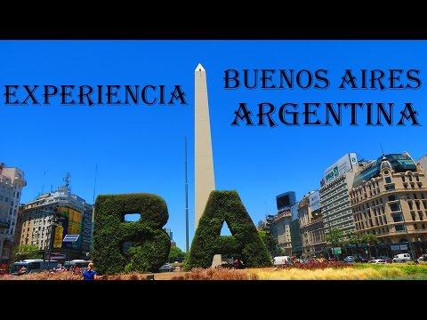 Experiencia de viaje Buenos Aires Argentina