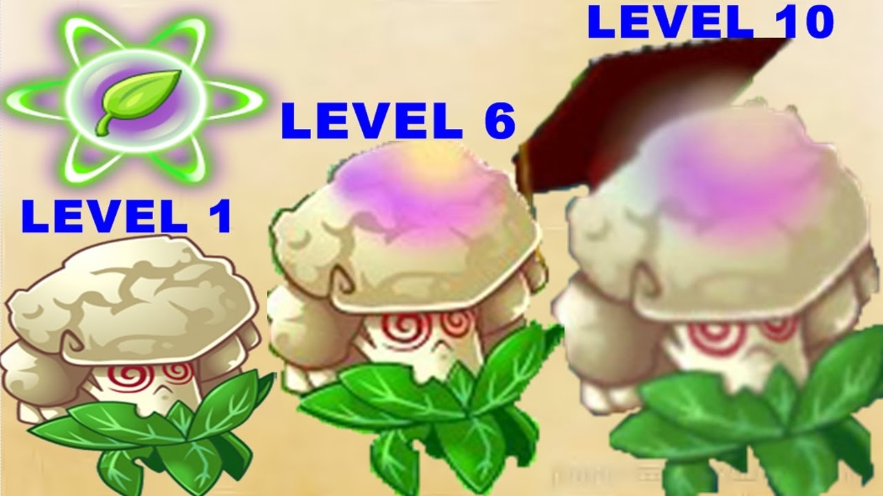 Caulipower Pvz2 Level 1-6-Max Level in Plants vs  Zombies 2: Gameplay 2017