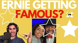 GETTING (DAD) ERNIE FINNEY FAMOUS | with MIA FINNEY
