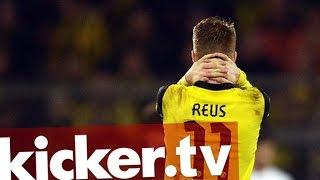 Klopp stützt Reus - Er ist falsch abgebogen - kicker.tv