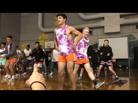 MCHS SENIOR BOYS DANCE 2018