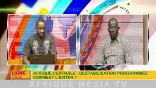 Banda Kani s'exprime sur les risques de déstabilisation en Afrique Centrale