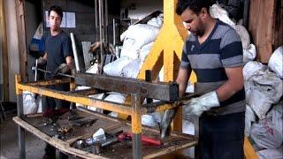 Colombianos convierten el plástico reciclado en una opción empresarial