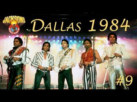 The Jacksons - [09] Rock With You   Live In Dallas   Victory Tour