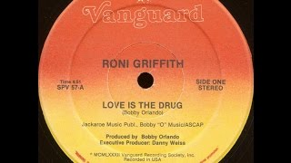 Roni Griffith - Love Is The Drug (LP Mix) (HD) 1982