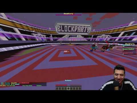 Minecraft - Block Party - Nerede Lan Bu Renk ?