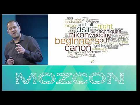 MozCon 2014 - 22 - Paddy Moogan - Beyond SEO - Tactics for Integrated Marketing Campaigns