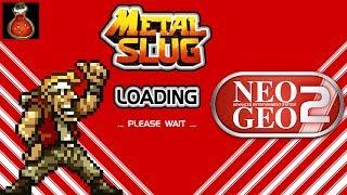 SNK RETURNS!! Anuncian nuevo Metal Slug y consola Neo Geo