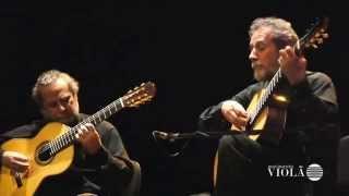 Duo Assad plays S. Assad: Tahia li Ossoulina (Movimento Violão)