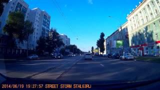 видео Видеорегистратор Street Storm CVR-N9710 Light