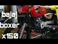 2017 Bajaj Boxer X150