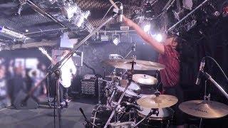 Download 【JUNNA】NoRegret/GIRLS ROCKBAND KAKUMEI/ Drum cam(Live) Mp3