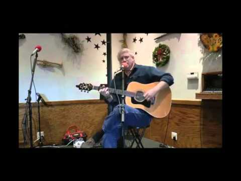 Paul Loether plays Richard Dobson's From a Distant Shore  Music Cafe, Damascus, MD December 19, 2015
