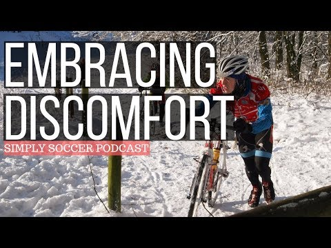 How To Move Away From Comfort - Simply Soccer Podcast