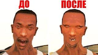 5 БАГОВ GTA SAN ANDREAS , КОТОРЫЕ ТЫ НИКОГДА НЕ ВИДЕЛ !!!