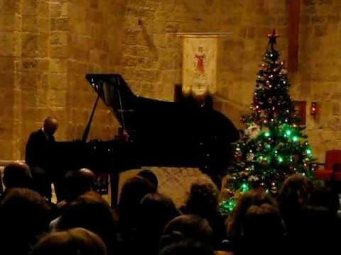 "Abdel Rahman El Bacha Playing Beethoven's ""Appassionata"" Piano Sonata (3rd Movement)"