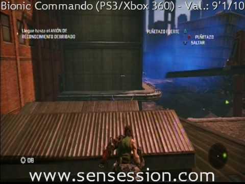 Bionic Commando analisis review
