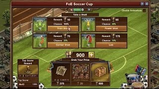 Forge of Empires - Soccer Cup Trailer