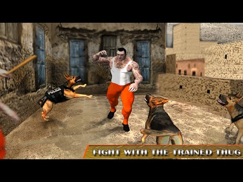 Prisoner Escape   Police Dog Android Gameplay [HD]