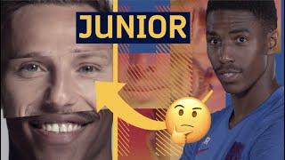 BARÇA FACES | Júnior Firpo