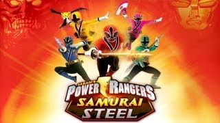 Power Rangers Samurai Steel - iPhone/iPod Touch/iPad - HD Gameplay Trailer