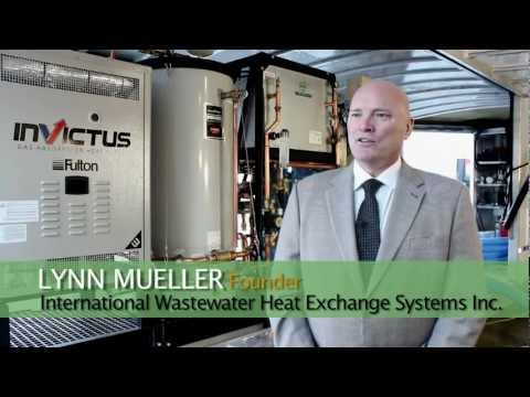International Wastewater Heat Exchange Systems