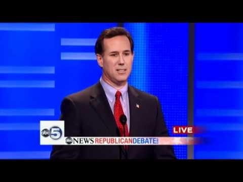 Rick Santorum on Family Values