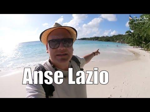 Ralf auf Praslin (Teil 6): Anse Lazio