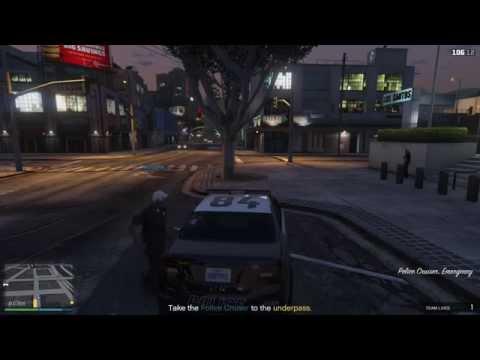 GTA 5 Online Heist Mission The Prison Break - Station (GTA 5 Heist DLC Update)