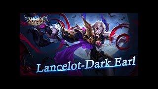 Mobile Legends: Bang Bang! Lancelot August Starlight Exclusive Skin | Dark Earl |