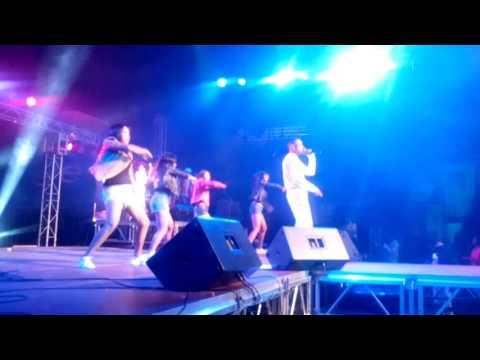 Concert Raboussa Rap Mandrakizay (extrait 1)