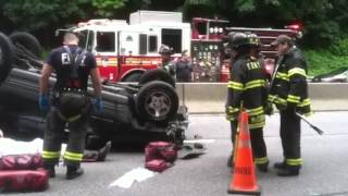 Henry Hudson Parkway Accident