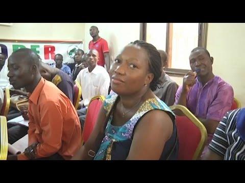 Burkina faso, CODER: BILAN DES 6 MOIS D'ACTIVITÉS