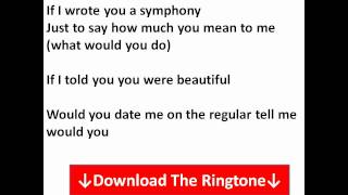 Justin Timberlake featuring T.I. - My Love Lyrics