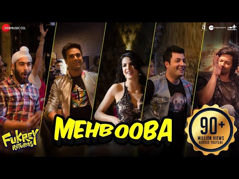 Mehbooba Song Lyrics Fukrey Returns