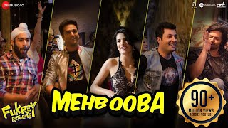 Fukrey Returns new  Mehbooba song trailer released