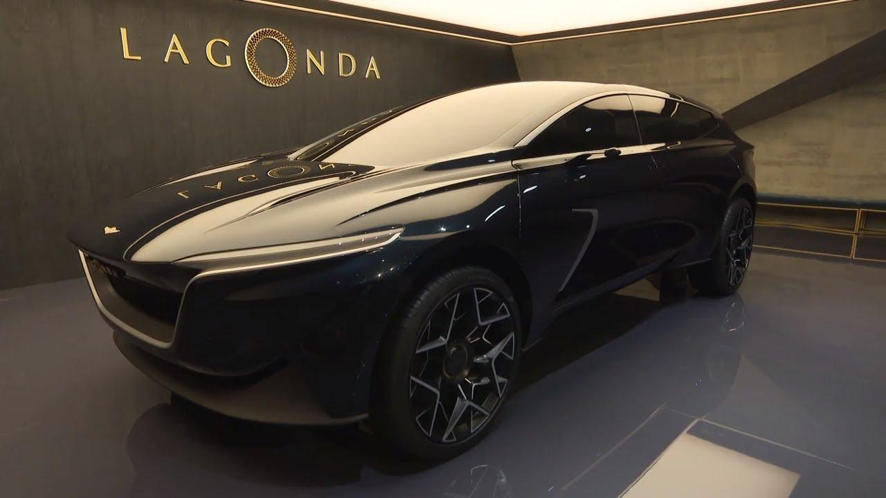 2019 Aston Martin Lagonda All Terrain Concept Luxury Suv World Premiere Youtube