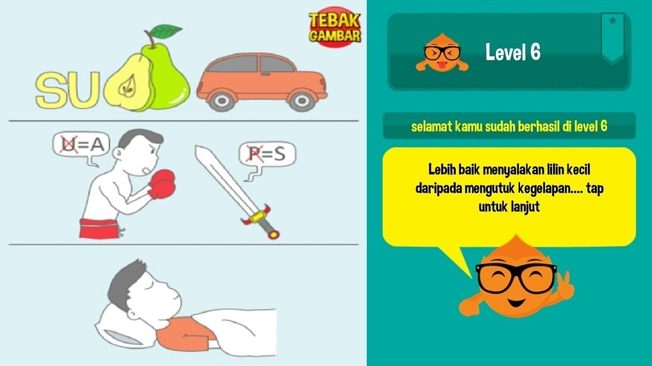 Kunci Jawaban Tebak Gambar Level 8 Update By Azwan Saputra Gunawan
