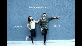 Maate Vinadhuga Full Song    Taxiwaala Movie    Sudeep    Acharna