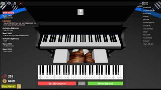 how to get good pianist achievement and heyya bagde in roblox the pizzeria rp remastered