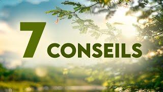 « Mon privilégié (ﷺ) m'a conseillé 7 choses » - Hadith [HD]