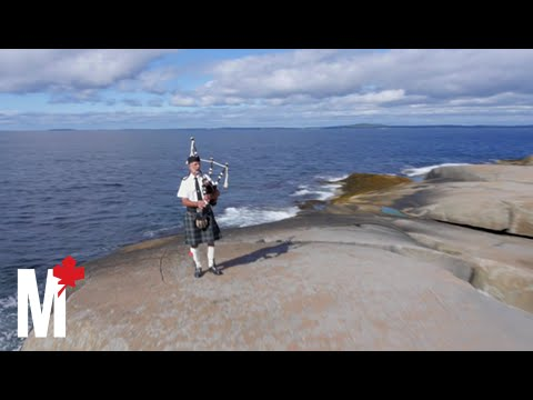 Cool jobs: bagpiper