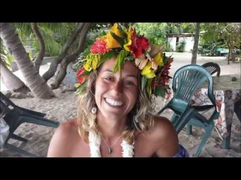 Huahine  Society Islands French Polynesia 2014