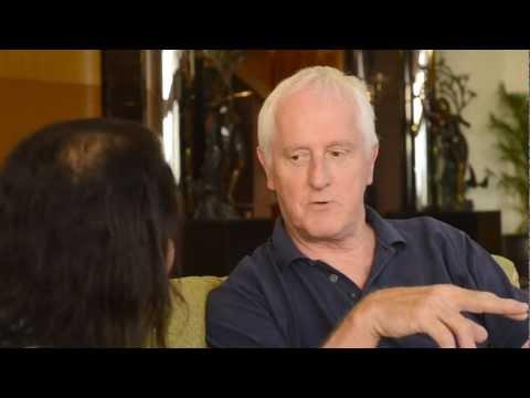 Interview with Garrett Brown, Steadicam inventor - Part 1