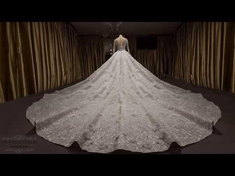 Свадебное платье на миллион (заказ апрель 2019) Платье для цыганской свадьбы