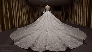 Свадебное платье на миллион (заказ апрель 2019)
