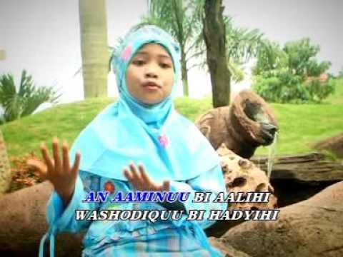 ALBUM RELIGI ANAK ANAK NAJWA VOL.1 Maulidu Ahmad