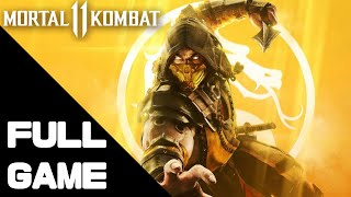 Mortal Kombat 11 Full Game Walkthrough - PS4 Pro No Commentary