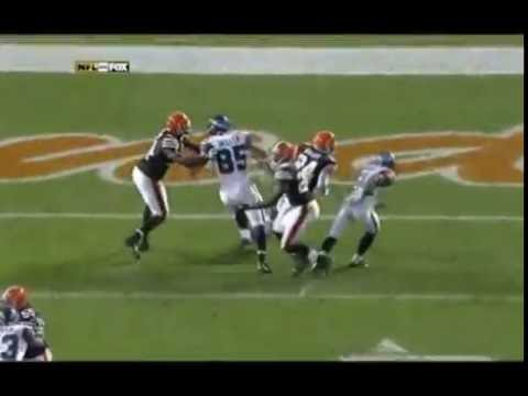 Cleveland Browns Season Highlights 2007-2008