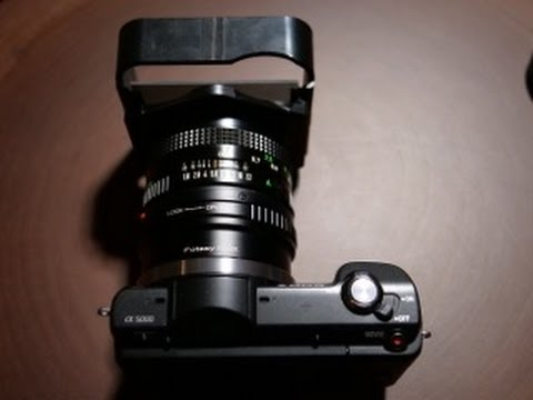 low Budget filmmaking Camera $200 with Sony A5000